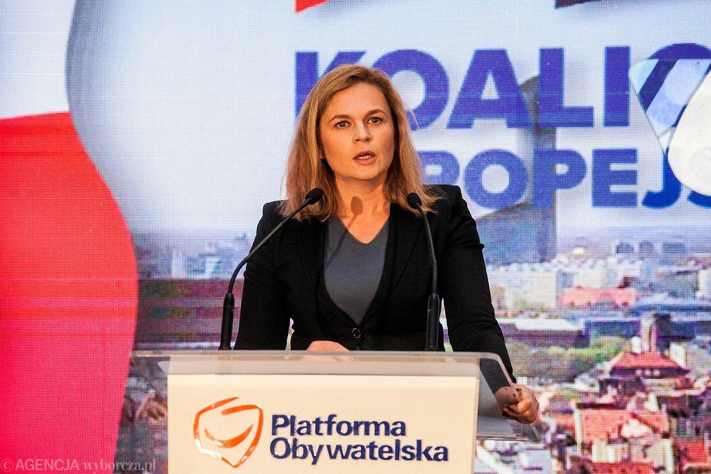 Wybory do europarlamentu 2019. Wrocław, Konwencja Koalicji Europejskiej