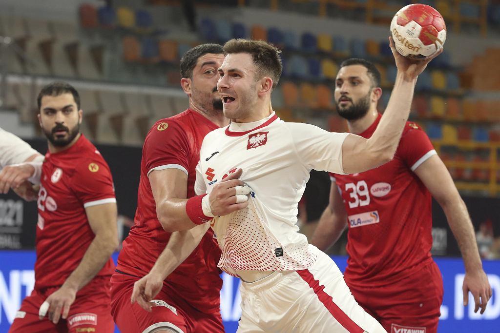 Mecz Polska - Tunezja na MŚ piłkarzy ręcznych. Atakuje Arkadiusz Moryto