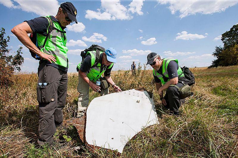 Zestrzelenie MH17. Śledztwo ws. katastrofy