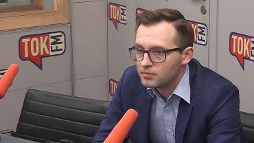 Prezydent Ciechanowa Krzysztof Kosiński w TOK FM