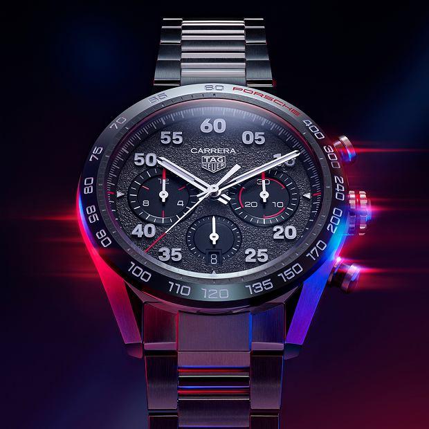 TAG Heuer i Porsche połączył siły i pasje kultowych marek. Wynikiem kooperacji jest zegarek TAG Heuer Carrera Porsche Chronograph