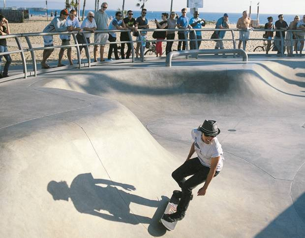 Luz i retro: podróż przez Kalifornię