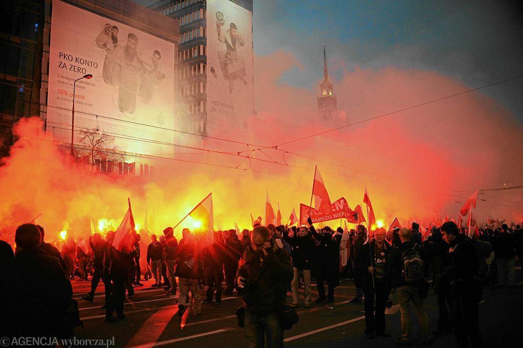 Marsz Niepodległości 2012