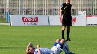 Pierwsza runda piłkarskiego Pucharu Polski: Stilon Gorzów - Stal Stalowa Wola 0:1 (0:0)