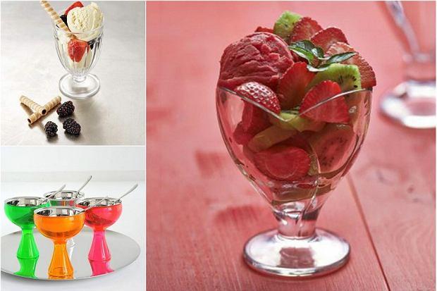 Pucharki do lodów i deserów - które wybrać, gdzie kupić, ile kosztują?