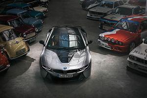 BMW i8 dołącza do legend marki. Koniec produkcji już w przyszłym miesiącu