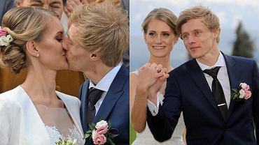 Ślub Dawida Kubackiego