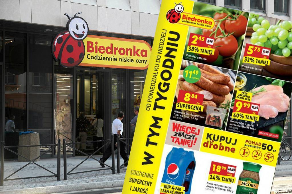 Biedronka gazetka 23-29 lipca 2018 przeglądamy aktualne promocje