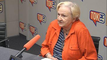Prof. Ewa Łętowska w TOK FM