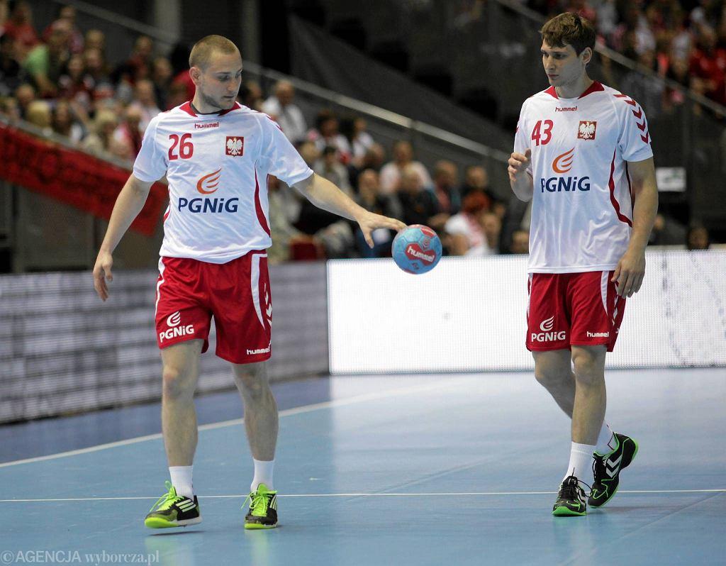 Polska - Hiszpania 22:25