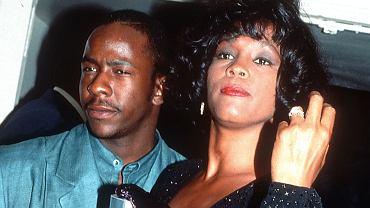 Whitney Houstin i Bobby Brown