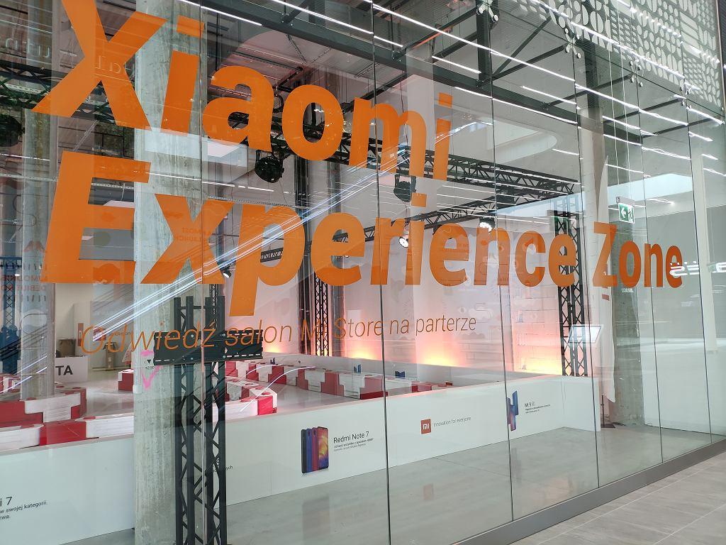 Xiaomi otworzyło Mi Store w Galerii Młociny