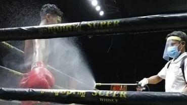 Walki bokserskie w Nikaragui
