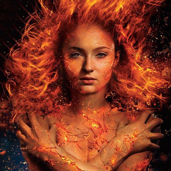 X Men: Mroczna Phoenix