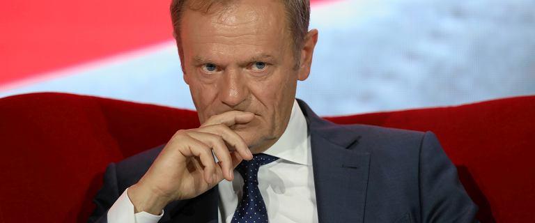 """Tusk komentuje słowa Wójcika. Nazwał go """"hazardzistą"""". Jest odpowiedź"""