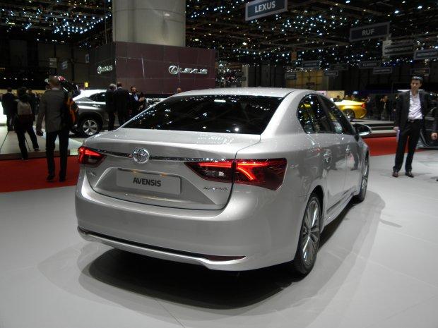 Toyota Avensis FL