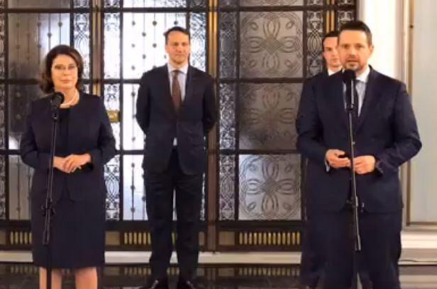 Rafał Trzaskowski nowym kandydatem KO w wyborach prezydenckich