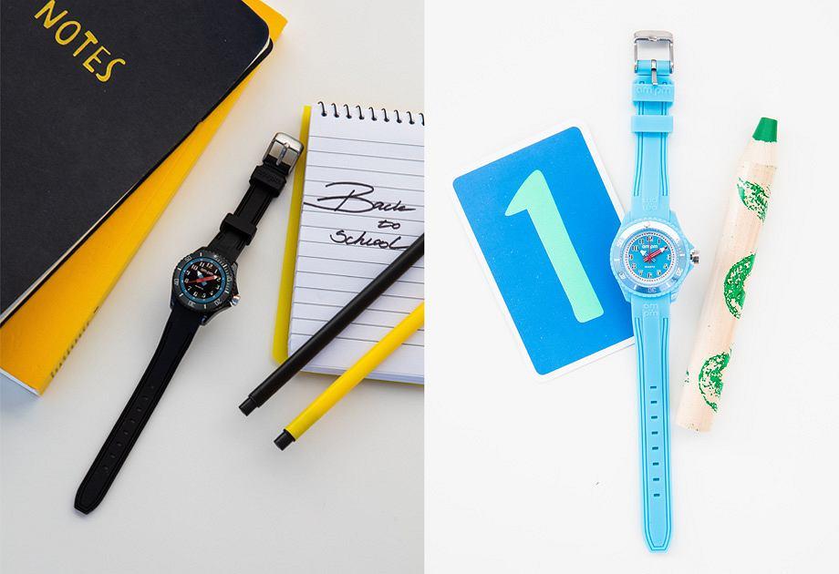 Zegarek do szkoły