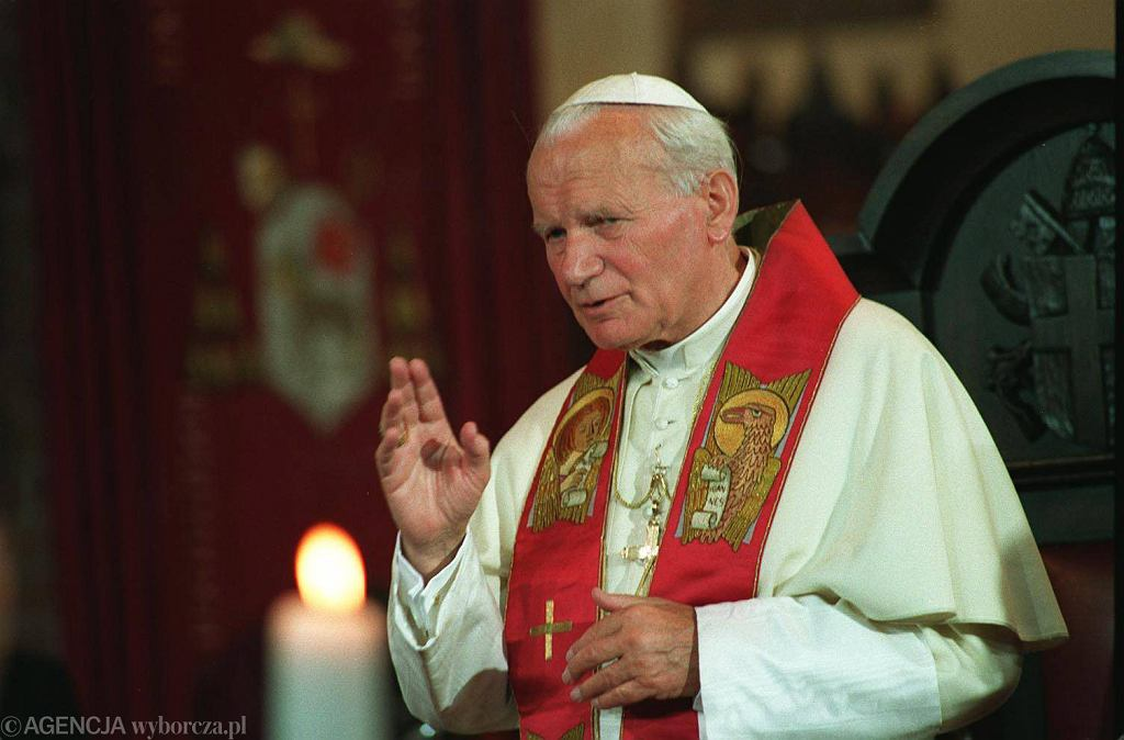 Jan Paweł II - cytaty. Pielgrzymka do Polski 1997 r.