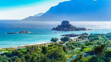 Wyspa Kos , Grecja
