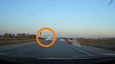 Szaleńcza jazda dwójki motocyklistów zakończyła się tragicznie