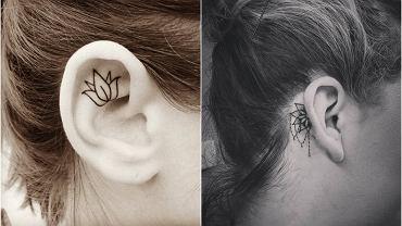 Tatuaże, które zastępują kolczyki