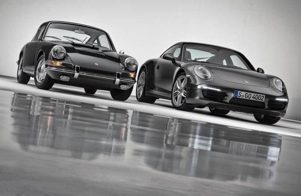 50 lat Porsche 911