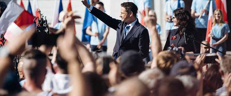 Rafał Trzaskowski po kaszubsku: Potrzeba nowej solidarności