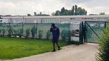 Mario Balotelli nie został wpuszczony na trening. Kolejne problemy zawodnika