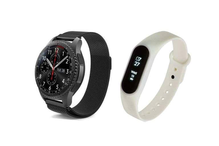 Opaska czy zegarek