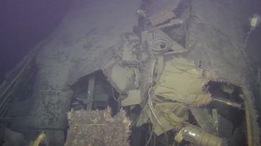 Wrak sowieckiego okrętu podwodnego Komsomolet