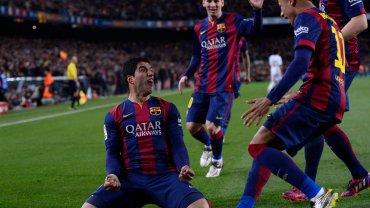 Najlepsze zdjęcia z meczu Barcelony z Realem