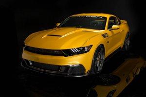 Saleen S302 Black Label | 740 KM w Mustangu