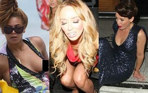 Beyonce, Lauren Pope, Danii Minogue