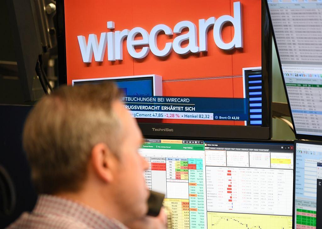 Firma Wirecard 'zgubiła' 2 mld euro, potem uznała, że nigdy nie istniały