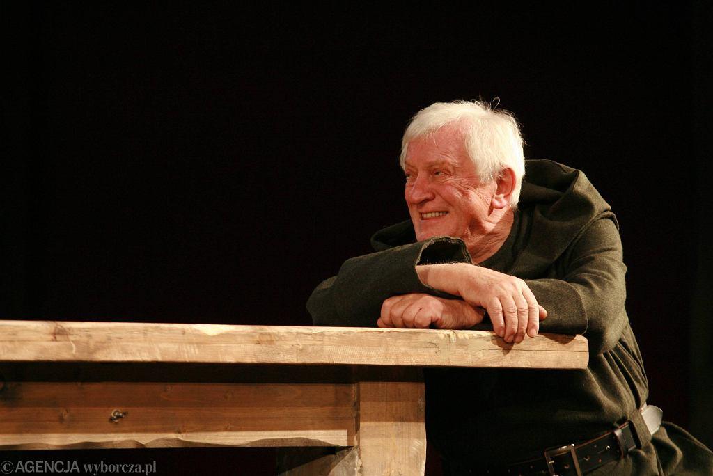 Marian Kociniak, spektakl
