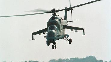 Śmigłowiec Mi 24