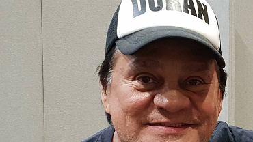 Roberto Duran ma koronawirusa
