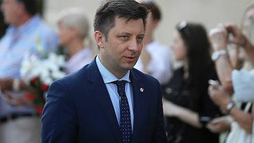 Szef KPRM Michał Dworczyk: Nie mam planów, by podać się do dymisji po zarzutach NIK