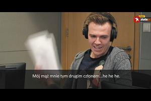 """Małgorzata Rozenek- Majdan śpiewa """"Mydełko Fa""""... pod prysznicem"""