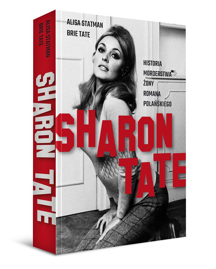 Sharon Tate - okładka