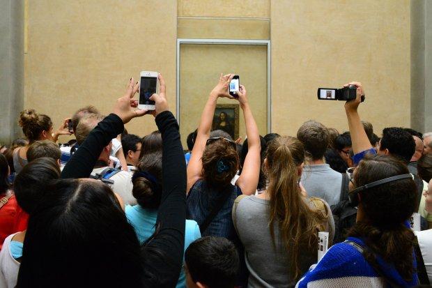 Mona Lisa w Luwrze