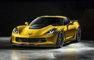 Chevrolet Corvette Z06 | Mocne uderzenie
