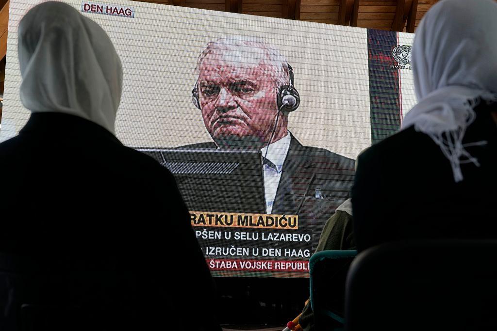 Trybunał w Hadze utrzymał wyrok dożywocia dla byłego dowódcy sił Serbów bośniackich, Ratko Mladicia