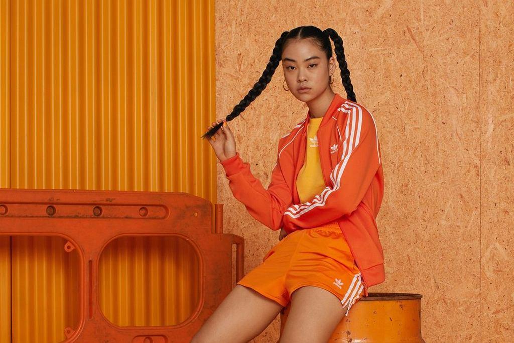 bluzy Adidas Originals damskie