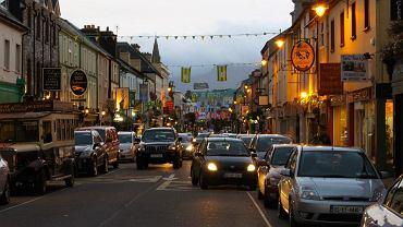 Killarney - miasto uznawane za turystyczną stolicę Irlandii