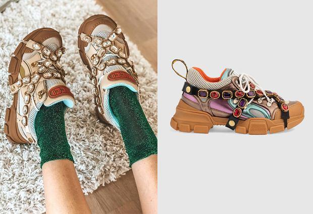 Zdjęcie numer 1 w galerii - Najmodniejsze sneakersy sezonu kupisz teraz nie tylko u Gucci i Balenciagi