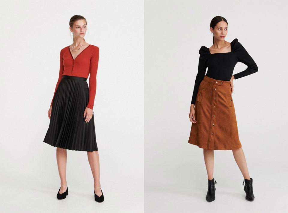 Spódnice do pracy - idealne na jesień!