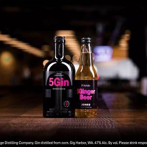 Alkohol promujący 5G