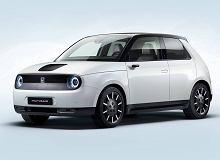 Honda e gotowa do produkcji. Do wyboru będą dwa silniki elektryczne